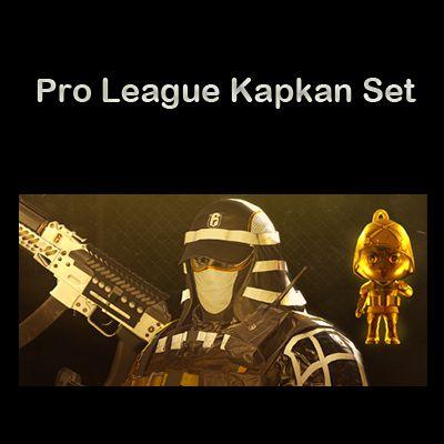 Rainbow Six Siege PC - Pro League Kapkan Set PC - Rainbow Six Siege