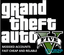 GTA 5 Accounts For Sale, Buy / Sell GTA V Modded Accounts